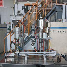 新型发泡胶生产设备 聚氨酯发泡机 门窗填缝剂设备