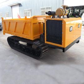 复杂路段履带运输车 工地  履带运输车