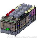深圳全自动2D、2.5D、3D手机玻璃盖板检测机