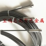 耐高溫鎢絲繩 優質鎢絲繩