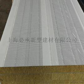 外墙岩棉复合板多少钱-上海彩钢夹芯板厂家