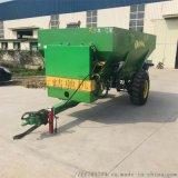 大型撒肥机 牵引式农用撒肥机 发酵牛粪撒肥机厂家