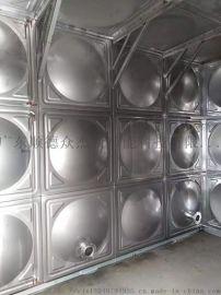 新乡不锈钢水箱厂家** 焊接保温水箱304消防水箱