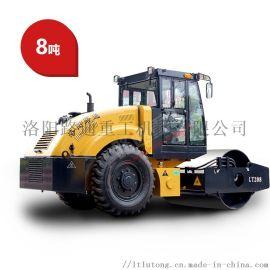 洛阳产8吨压路机价格及图片