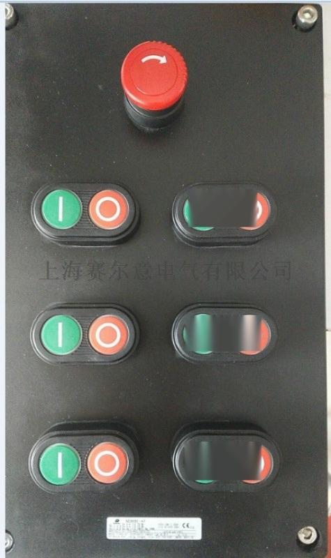防爆按钮防爆按钮盒BZC8050- 电动葫芦按钮