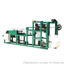 全自动果袋机单双层果袋生产机