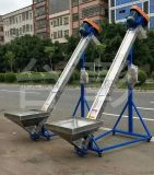 廠家批發顆粒上料機 食品螺旋輸送機 盤錦食品螺旋提升機