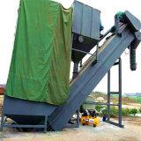 通暢卸灰機 盤錦鐵運集裝箱熟料卸車機 煤灰卸車機