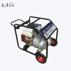 6寸汽油抽水泵防洪抗涝