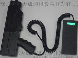 便携式无人机反制仪,无人机屏蔽器,手持枪式