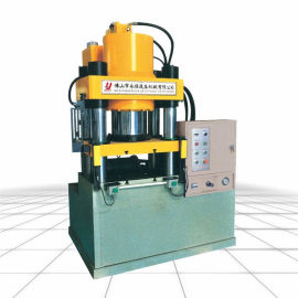内高压水涨油压机 立式水涨机 管材水胀成型机