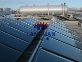 太阳能热水工程太阳能平板集热器