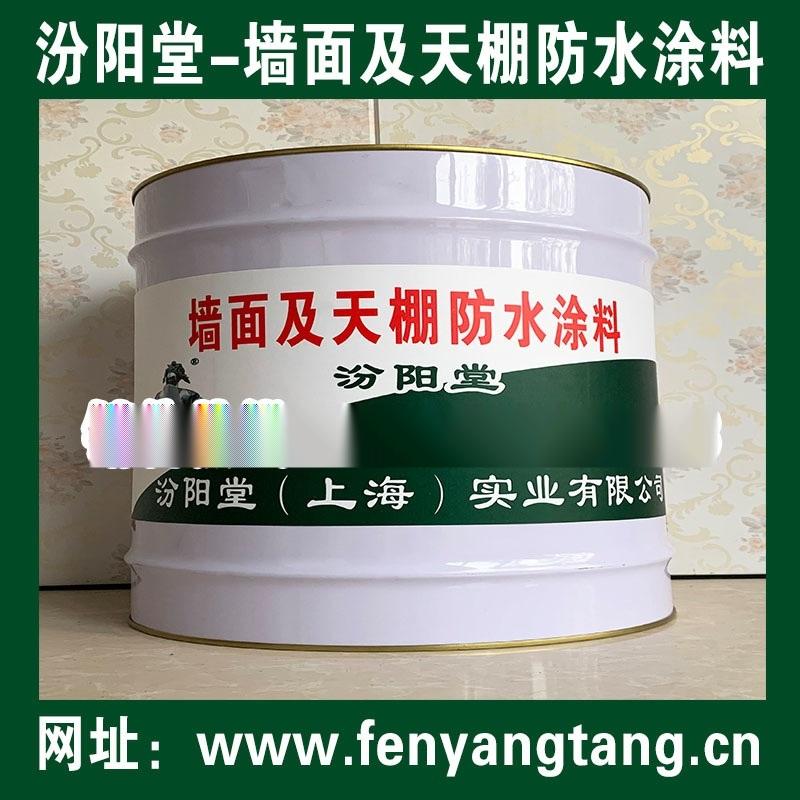 墙面及天棚防水涂料、现货销售、供应销售