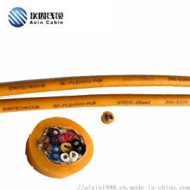 电梯网线 电梯监控  线缆 扁平电缆