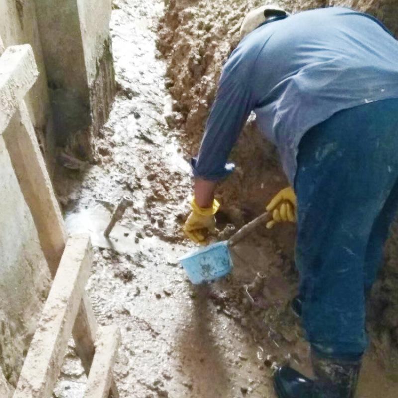 濰坊市新建水池收縮縫漏水泄漏修復