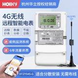杭州華立DTZY545-G三相四線電錶 4G/GPRS無線遠程智慧電錶