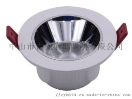 防水筒灯压铸鋁 led射灯