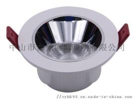 防水筒灯压铸铝 led筒灯