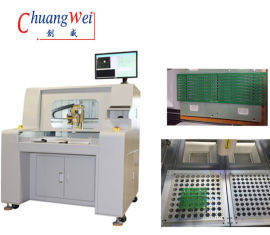 供应全自动铣刀分板机, CCD视觉定位