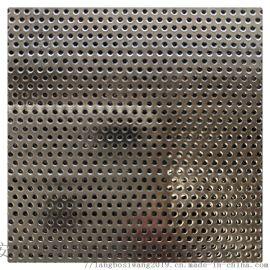 厂家直销1孔1距圆孔镀锌冲孔网 过滤小孔网孔板
