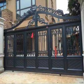 洛阳市栾川县金属围墙大门楼梯栏杆加工厂家地址