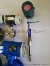热式气体质量流量计安装及选用