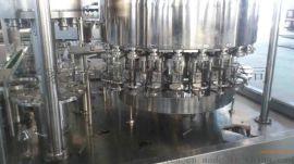 BCGF18/18/6  玻璃瓶灌装三合一机