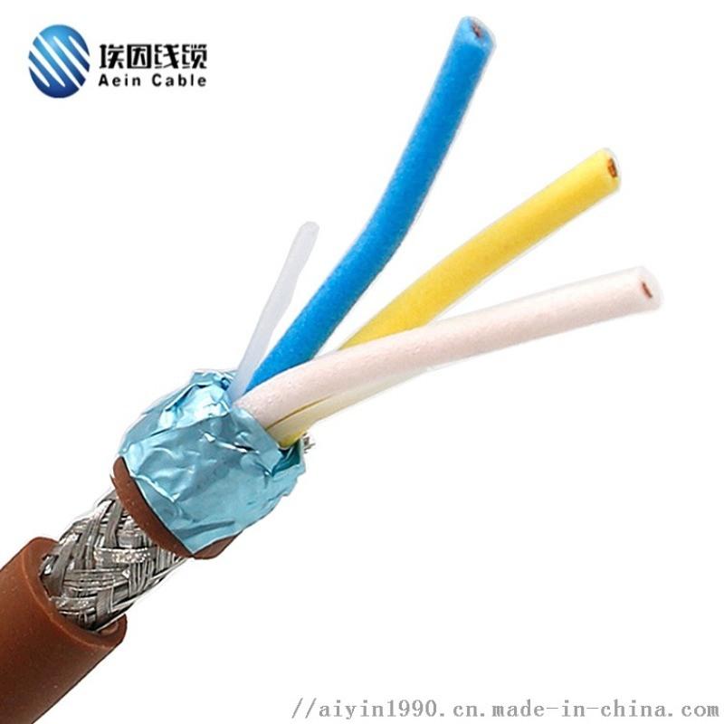 上海厂家供应 CC-LINK通信电缆拖链 电缆总线