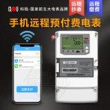 深圳科陸DTZY719-Z三相電力載波遠程預付費電能表 免費配系統