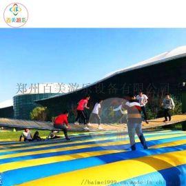 吉林长春大型网红桥游乐设备多人玩耍的好项目