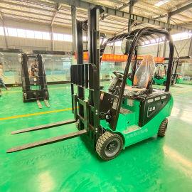 小型电动叉车 自动堆高电动叉车 环保堆高叉车