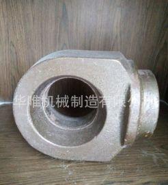 三一液压油缸配件 限位油缸毛坯多向模锻 闭式锻造
