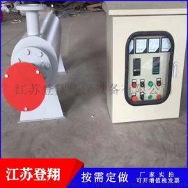 厂家直销 管道式空气电加热器 专业定做风道式加热器