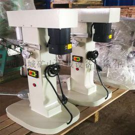 实验室浮选设备大专生研究化工 小型浮选机