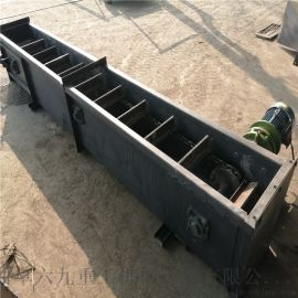 不锈钢刮板机 矿用刮板机输送机厂家 六九重工 多点