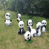 深圳玻璃钢动物雕塑厂家定制玻璃钢园林动物雕塑