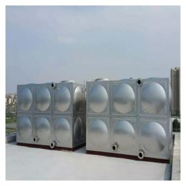 滨州生活水箱 玻璃钢室外水箱强度高