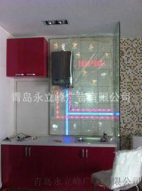 LED动态**闪动动画灯箱热水器冷水循环演示灯箱