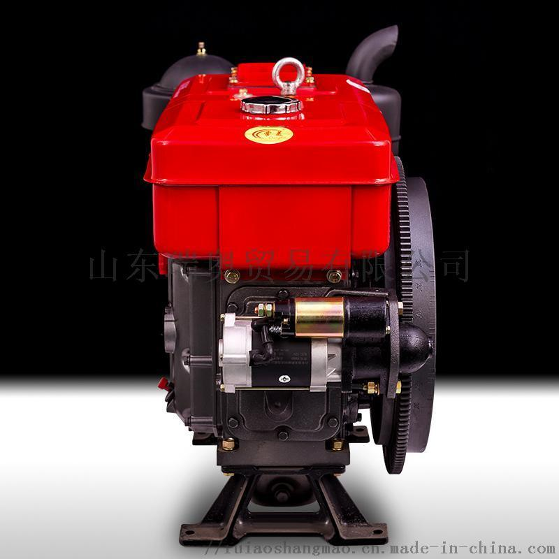 常美單缸柴油機配件L28大馬力匹馬力水冷發動機農用