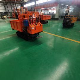 厂家直销山地履带运输车 3T农用履带运输车