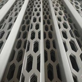 汽车4s店外墙穿孔板-长城外墙装饰冲孔板别样的魅力