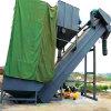 通暢海運集裝箱卸灰機 粉煤灰中轉拆箱機 水泥卸車機