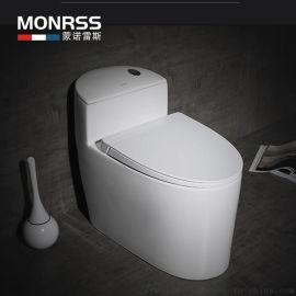 坐便器,蒙诺雷斯6105连体座便器,马桶