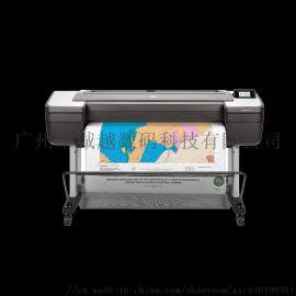 惠普 T1708 系列绘图仪 大幅面打印机