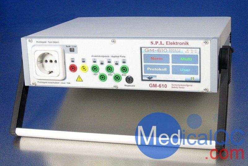 GM-610电气安全分析仪