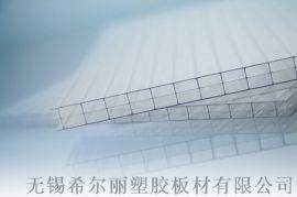 太仓超市货架阳光板 透明耐力板厂家