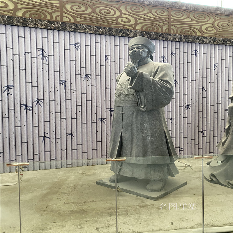 广场人物组合雕塑 玻璃钢情景人物雕塑