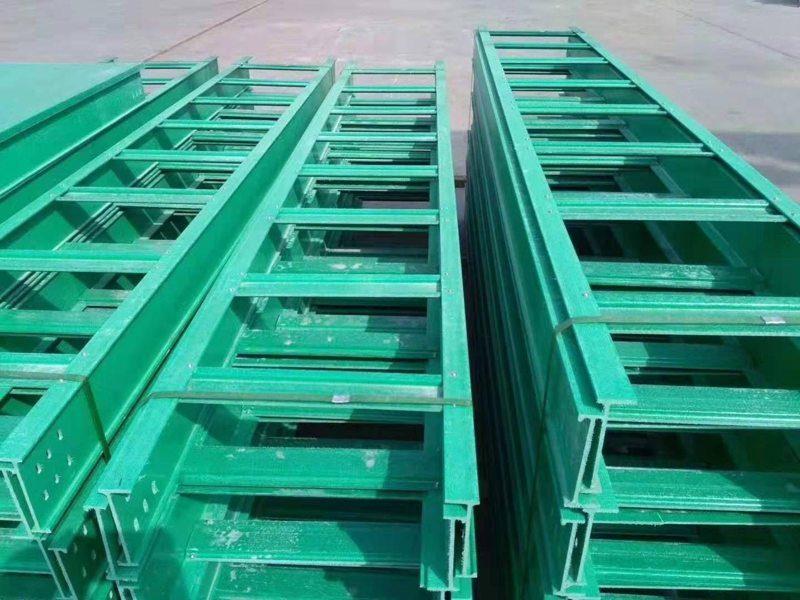 玻璃钢槽式桥架 霈凯桥架 机械桥架