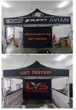 廠家直銷可定制戶外廣告帳篷四角折疊帳篷