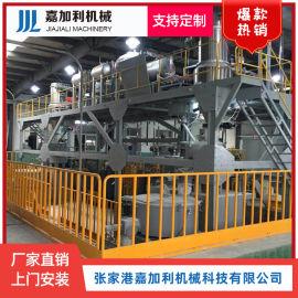 自動混配線, PVC塑料管材系統混合料的輸送混配線